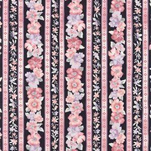 Robert Kaufman - Woodland Blossom SRK-17105-184 CHARCOAL