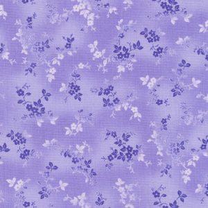 Robert Kaufman - Woodland Blossom SRK-17104-6 PURPLE